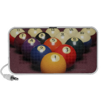 Billiards Mini Speakers