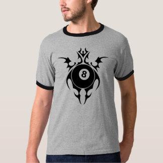 billiards. tribal. T-Shirt