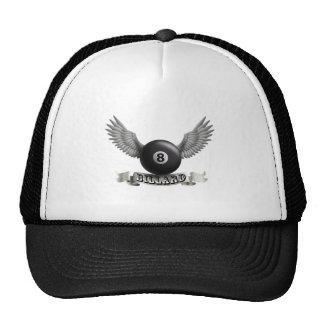 Billiards wings A Hats