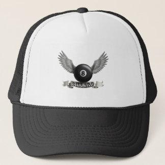 Billiards wings A Trucker Hat