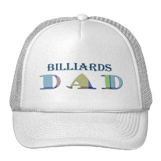 BilliardsDad Hats