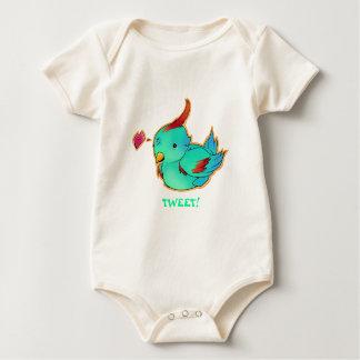 BilliBird Infant Organic Creeper