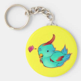 BilliBird Keychain