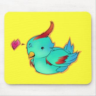 BilliBird Mouse Pad