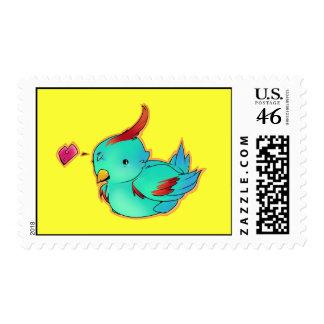 BilliBird Stamp Set