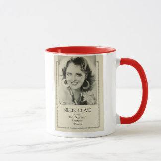 Billie Dove 1930 vintage portrait mug