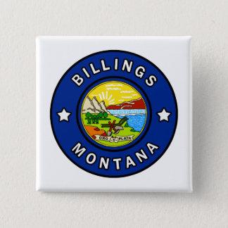 Billings Montana Button