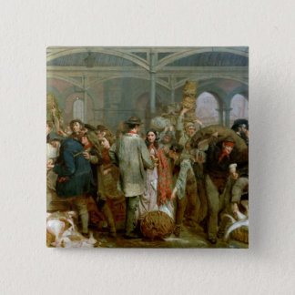 Billingsgate Fish Market Button