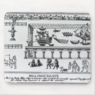 Billingsgate Market Mouse Pad