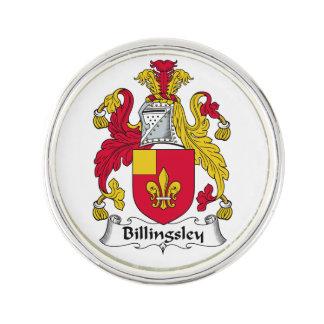 Billingsley Family Crest