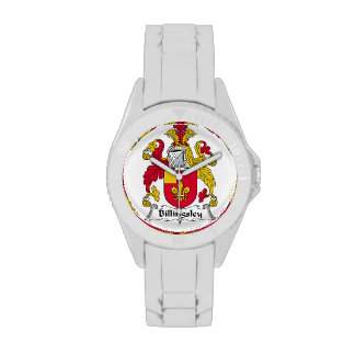Billingsley Family Crest Wrist Watches
