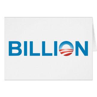 Billion Card