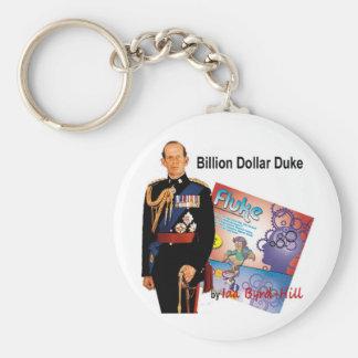 Billion Dollar Duke Keychain