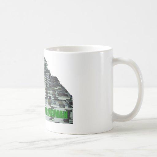Billion Dollar Woman Coffee Mug