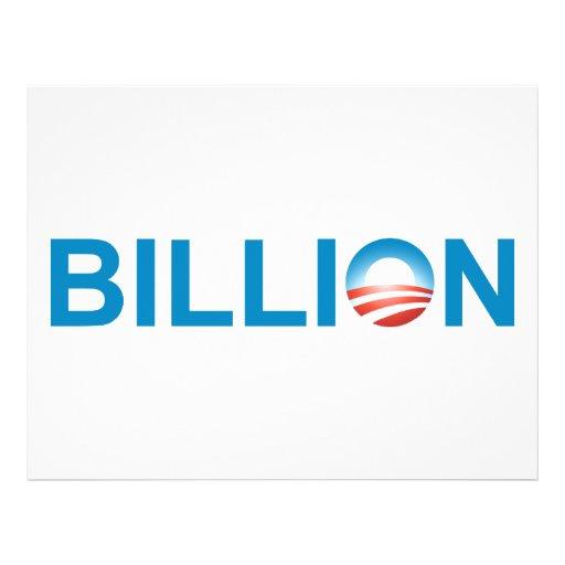 Billion Full Color Flyer