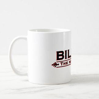 Billion The New Million (Black and Red) Coffee Mug
