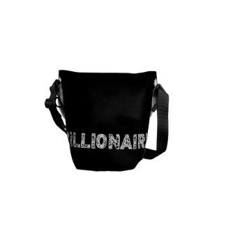 BILLIONAIRE - wowpeer Courier Bag