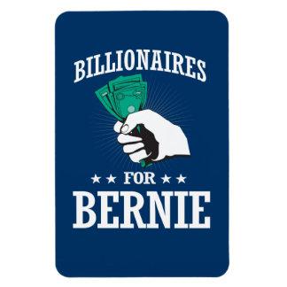 BILLIONAIRES FOR BERNIE SANDERS MAGNET