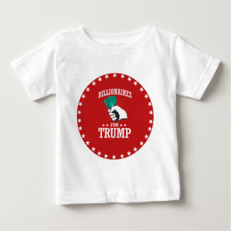 BILLIONAIRES FOR TRUMP SHIRTS