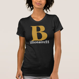 billionairess tee