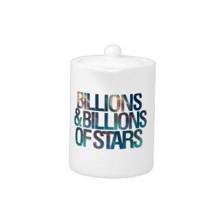 Billions and Billions of Stars