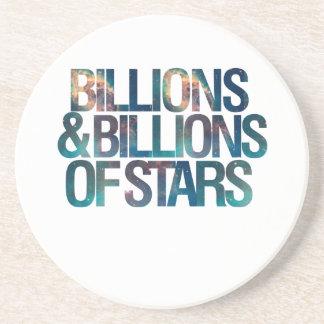 Billions and Billions of Stars Coaster