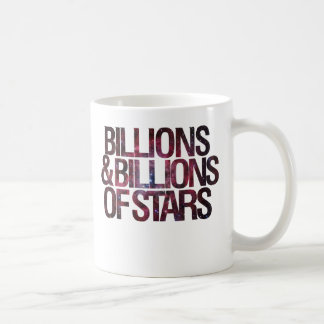 Billions and Billions of Stars Mug