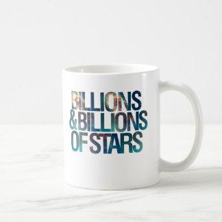Billions and Billions of Stars Mugs
