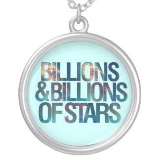 Billions and Billions of Stars Jewelry