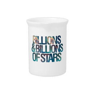 Billions and Billions of Stars Pitcher