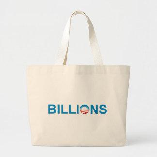 BILLIONS CANVAS BAGS