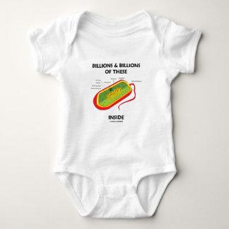 Billions & Billions Of These (Prokaryote) Inside T Shirt
