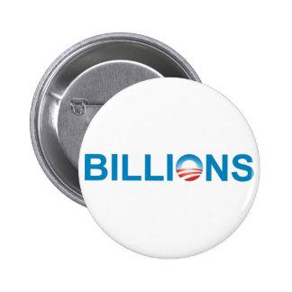 BILLIONS PIN