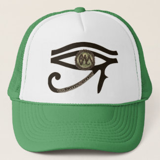 Billions made all seeing eye trucker hat