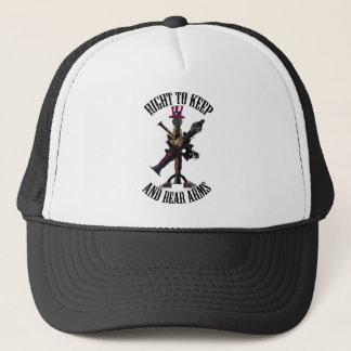 Billions Made  Political music design. Trucker Hat