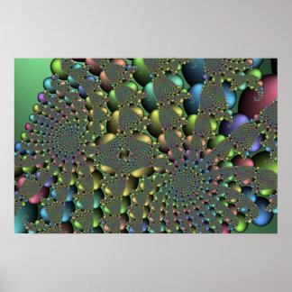 Billions of bubbles poster