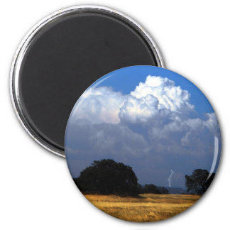 Billowing Thunderhead Magnet