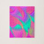 Billowy Art Design Jigsaw Puzzles