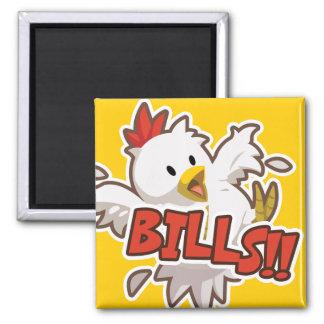 Bills!! Magnet