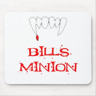 Bills Minion Mousepads