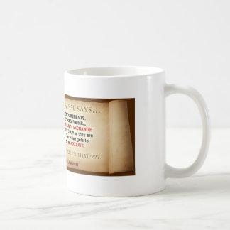 Bills of Exchange Coffee Mug