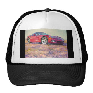 Bills Vette Trucker Hat