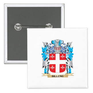 Billung Coat of Arms Pinback Button