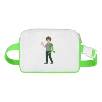 Billy Adventure Time Fanny Pack