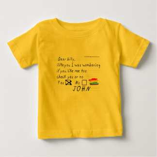 Billy Baby Baby T-Shirt