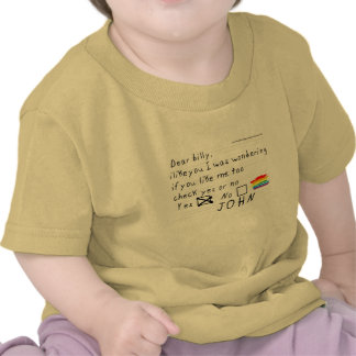 Billy Baby T-shirts