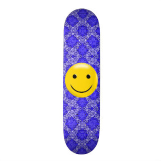 Billy Badass Signature Smiley Element Cross Deck
