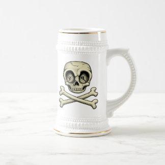 Billy Bones Beer Stein