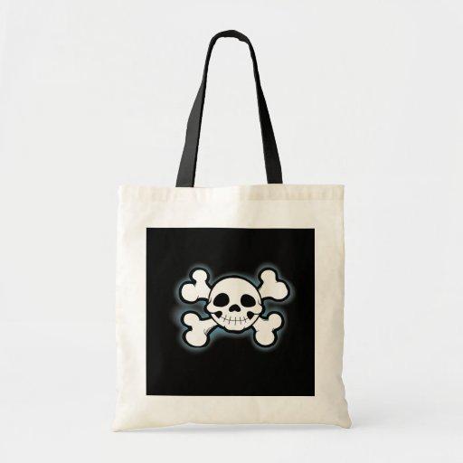 Billy Bones Budget Tote Bag