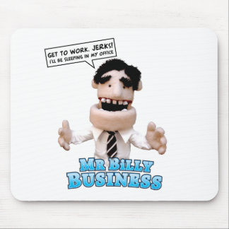 Billy Business Mouse Pad